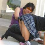エッチな女が路上でオトナの悪戯してくれる隠し撮りショットの観賞会はコチラww[40枚]