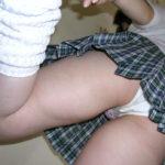 可愛い女の子がパンチラしちゃった画像がセクシー過ぎて抜ける[24枚]